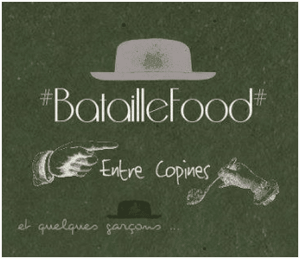 Logo Bataille Food