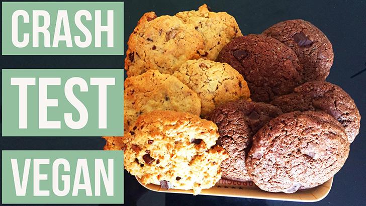 Veganisons la recette des cookies !