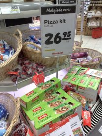 Pizza Kit di Sara Lee