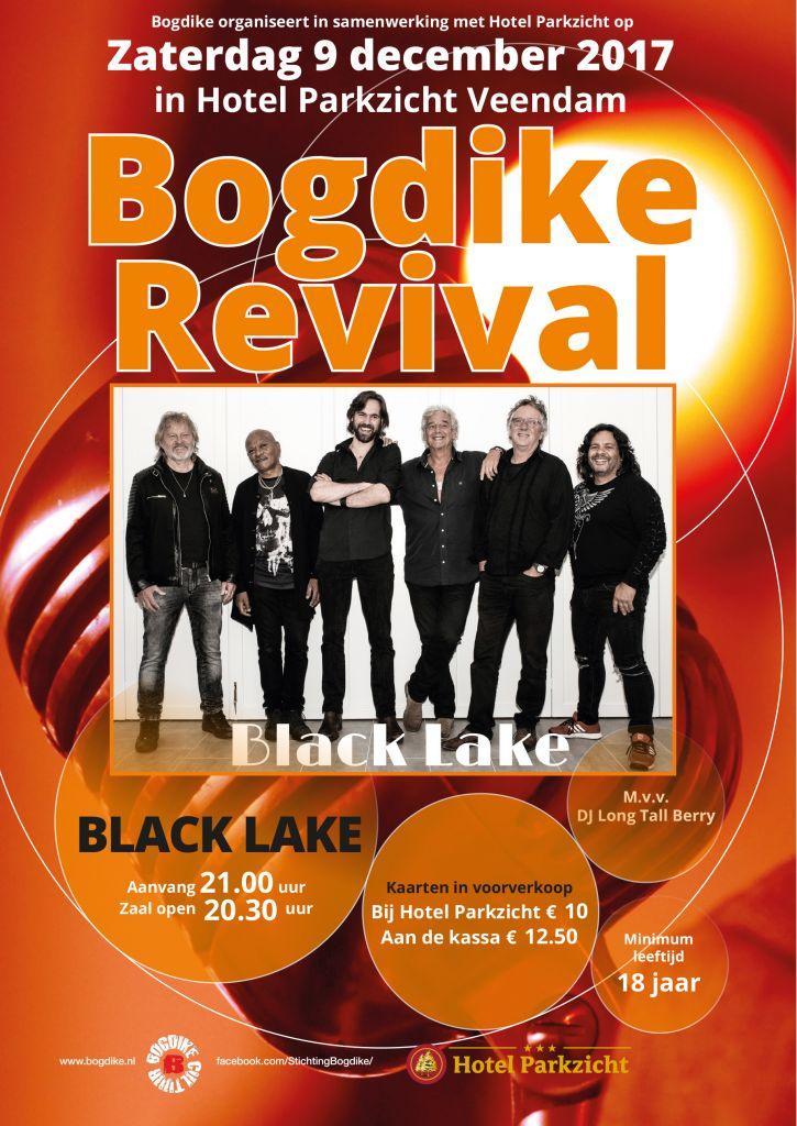 Bogdike Revival in Hotel Parkzicht Veendam