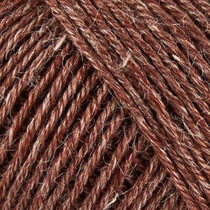 Nettle Sock Yarn 1033 gylden brun
