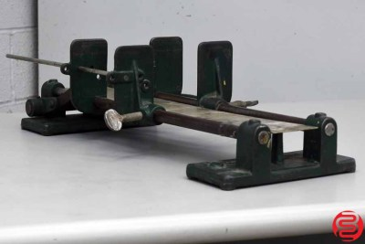 Manual Banding Press - 032619024554