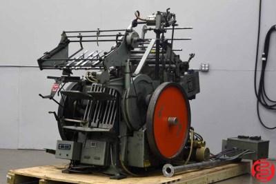 Kluge EHD 14 x 22 Die Cutter Embosser Foil Press - 112119091047
