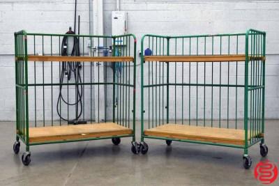 Ferrell Paper Bindery Cart - Qty 2 - 121919084625