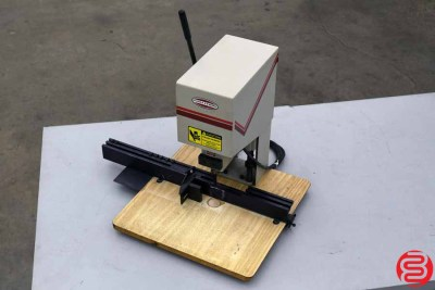 Challenge JO Tabletop Single Spindle Paper Drill - 012220083410