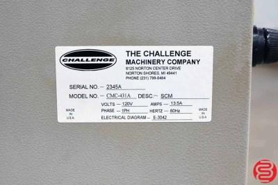 Challenge SCM Single Round Cornering Machine - 010820111650