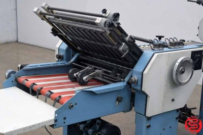 MBO T52 Pile Feed Paper Folder - 010820102805