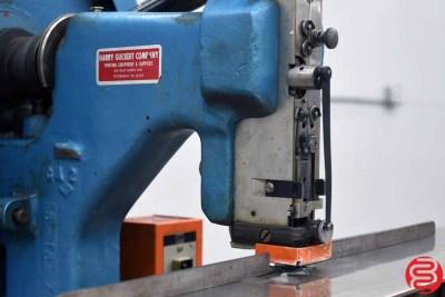 Acme Interlake Model A Flat Book Saddle Stitcher - 020520112525