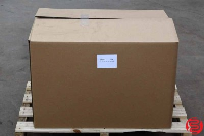 Assorted Metal Letterpress Furniture - 615 lbs - 022020013805