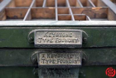 Keystone Type Foundry Letterpress Case - Qty 30 - 022020012805