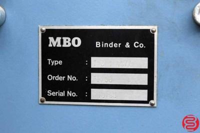 MBO T49 Pile Feed Paper Folder - 020420100435