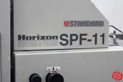 Standard Horizon MC-80 8 Bin Booklet Making System - 022020110520