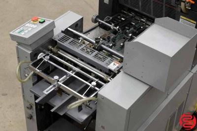 AB Dick 9995 (Ryobi 3302) Two Color Offset Printing Press - 030520125950