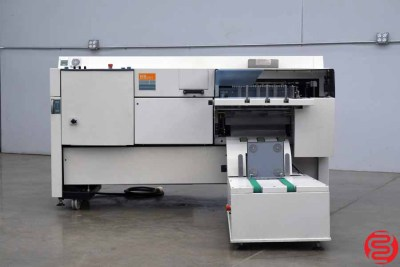 Bourg BB3001 Fully Automatic Perfect Binder - 022820090505