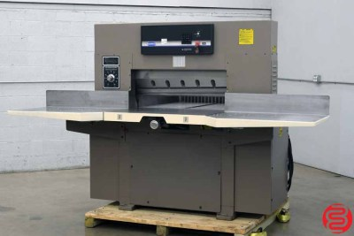Challenge 370 37 Hydraulic Programmable Paper Cutter - 030220015330