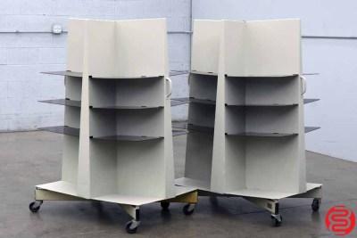 Challenge Bindery Paper Cart - Qty 2