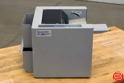 Duplo DocuCutter CC-228 Business Card Slitter - 031420101010
