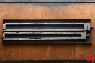 Letterpress Composition Stick - Qty 2 - 022620072130