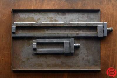 Letterpress Composition Stick - Qty 2 - 022620072205