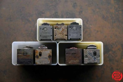 Numbering Machines - Qty 15 - 022520123250