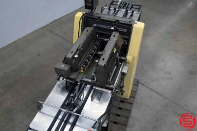 Rosback 250R Semi-Automatic Three Knife Trimmer - 031120114945