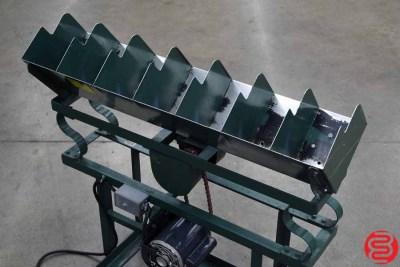 Seven Bin Paper Jogger - 030720080010