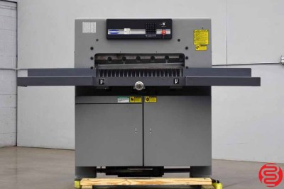 Challenge 305 MPX Programmable Hydraulic Paper Cutter - 040320102210