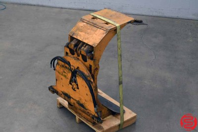 Long Reach Fork Lift Roll Clamp Attachment - 042020012720