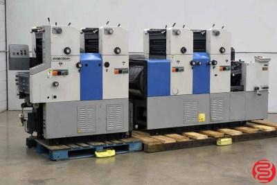 Ryobi 3304H Four Color Offset Printing Press - 042320115520