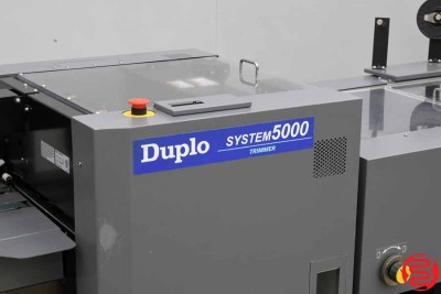2006 Duplo System 4000 Booklet Making System - 050820104920