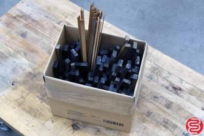 Assorted Letterpress Wood Furniture - 051220024820