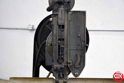 Bostitch Model No. 7 Flat Book Saddle Stitcher - 051120091210
