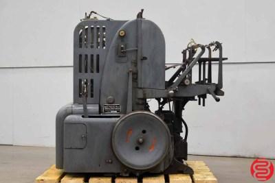 Miehle V-36 Vertical Press Die Cutter - 051420102410