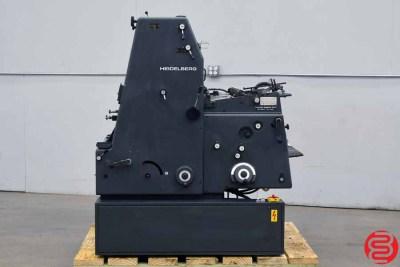 Heidelberg GTO 52 One Color Offset Printing Press - 051320021110
