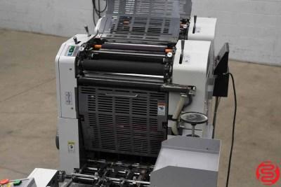 Ryobi 3302H Two Color Offset Printing Press - 050620032520