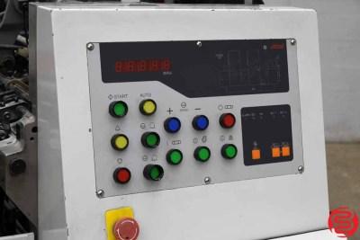Sakurai Oliver 258 EPII Two Color Offset Printing Press - 050420011550