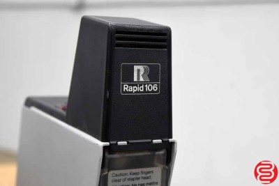 Salco Rapid 106 Electric Stapler - Qty 2 - 051220021920