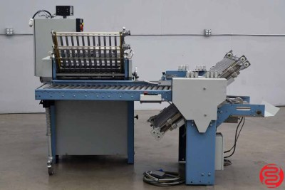 Stahl T49 Pile Feed Paper Folder w 8 Page Unit - 050520113355