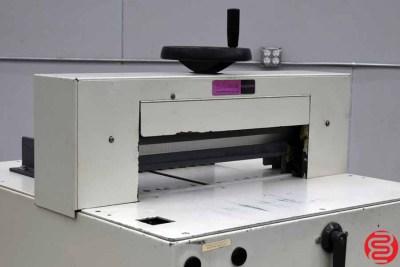 Triumph Ideal 48 Electric Paper Cutter - 051120101850