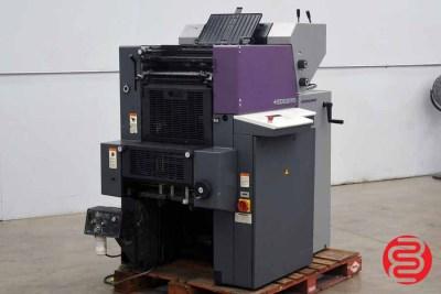1997 Heidelberg Quickmaster QM 46-2 Two Color Printing Press - 060620104150