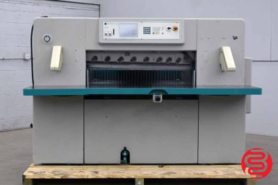 Perfecta 115 TVC Hydraulic Programmable Paper Cutter - 060820023710