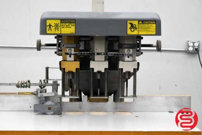 Challenge EH-3A Three Spindle Hydraulic Paper Drill - 060920073450