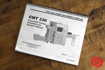 Challenge CMT-330 Three-Knife Trimmer - 061020084950
