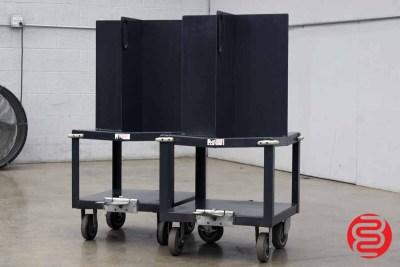 Quadracart Paper / Bindery Cart - Qty 2 - 061520111720