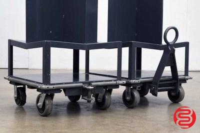 Quadracart Paper / Bindery Cart - Qty 2 - 061520114100