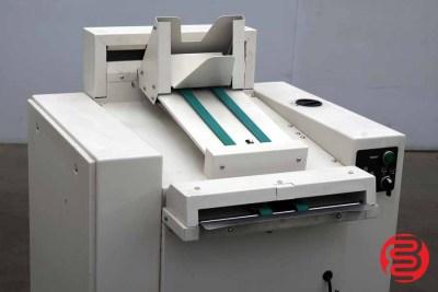 CP Bourg Auto SpineMaster Square Edge Machine - 051620025110