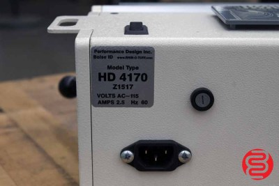 "Rhin-O-Tuff HD 4170 12"" Electric Coil Inserter - 061620125050"