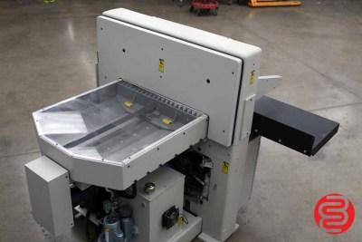 "Challenge Champion 305 XG Hydraulic Programmable 30.5"" Paper Cutter - 061820090350"