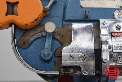 "Acme Interlake S3A 3/4"" Flat Book / Saddle Stitcher - 061920084930"