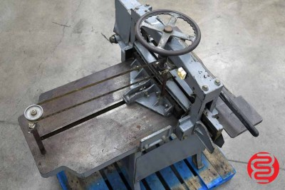 """Challenge 26.5"""" Hand Lever Paper Cutter - 052120111640"""